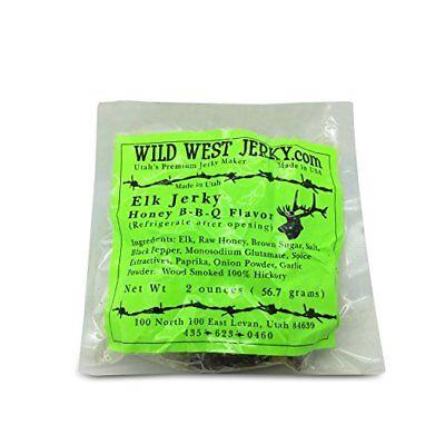 BEST 3 Types of Wild Game Meat - Honey-B-Que Elk Buffalo Venison Wild West