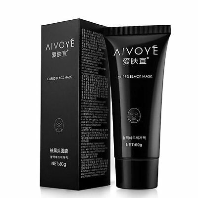 AIVOYE AFY Suction Black Mask Deep Cleansing Blackhead Remover Acne Treatment