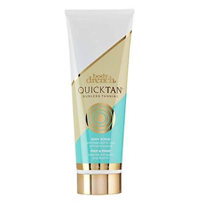 Body Drench Quick Tan Sunless Tanning Prep & Prime Body Scrub to Exfoliate Skin - Body Drench Body Scrub