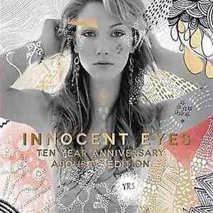 DELTA-GOODREM-Innocent-Eyes-10-Year-Anniversary-Acoustic-Edition-CD-DVD-NEW