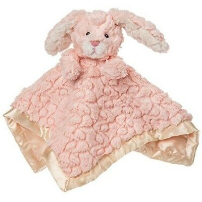 Mary Meyer Putty Nursery Character Blanket, Pink Bunny