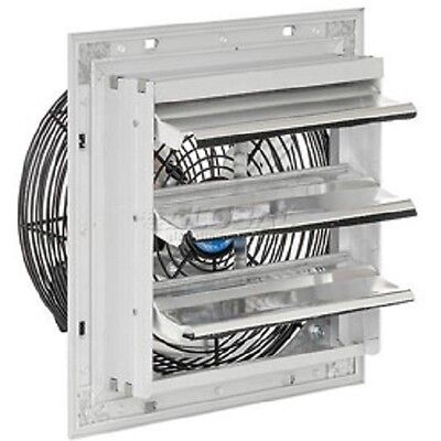 New Exhaust Ventilation Fan With Shutter 10 3-speed With Hardware