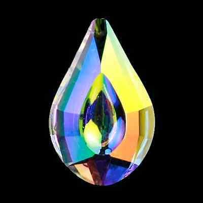 Feng Shui Kristall  Regenbogen-Kristalle Bindi Perle AAA Qualität 3 Stück