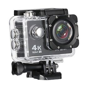 4K 16M Waterproof Action Sports Camera WI-FI NEW