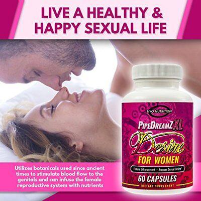 Female Libido Enhancement Pills - Women Max Sexual Arousal Libido (Female Libido Enhancer)
