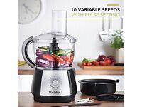 Vonshef food processor new in box