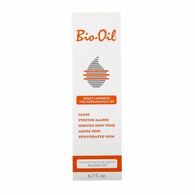 Bio-Oil with PurCellin Oil Skincare for Scars, Stretch Marks, Aging Skin 6.7 oz