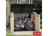 Keter woodland ultra xxl shed