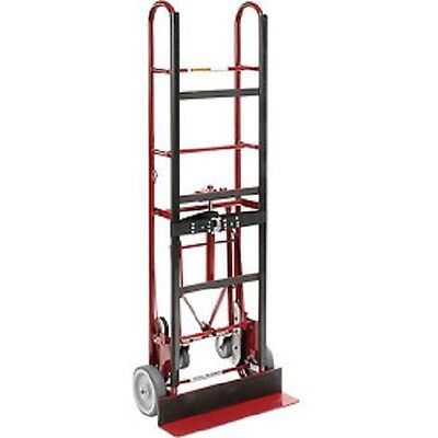 New 4 Wheel Professional Appliance Hand Truck 1200 Lb. Capacity