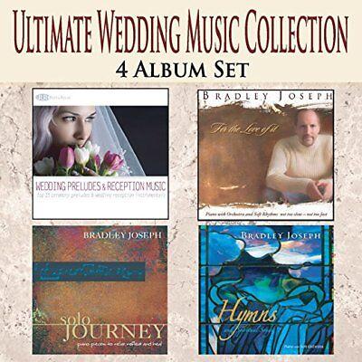WEDDING FAVORITES 4 CD Set: Wedding Preludes, Ceremony Reception Music NEW CDs!! (Wedding Favorites)