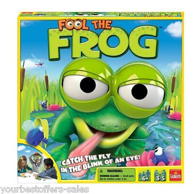 Fool The Frog  Frog Game  Kids Board Games  Creativity For Kids  Indoor Games