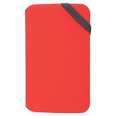 Targus Tablet Hülle Tasche für Galaxy Tab 4 7 Zoll rot Standfunktion 10-6.4-4006 Targus Schutzhülle