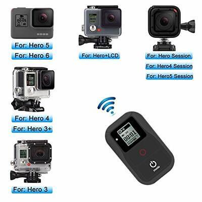 Waterproof Camera Wifi Remote Control Wireless For Gopro Hero 6 Hero 5 4 3