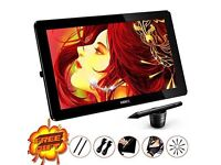 Brand New Ugee HK1560 Graphic Drawing Monitor Tablet - Wacom Cintiq