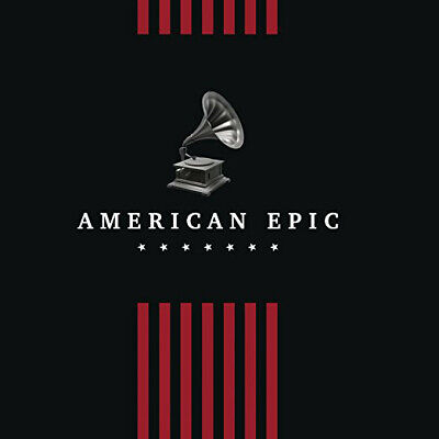 AMERICAN EPIC BOX SET - 5CD COLLECTION - Box Slightly Damaged R203 A