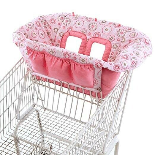 Comfort and Harmony Cozy Cart Cover - Pink