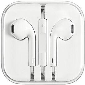 Apple Earphones with mic