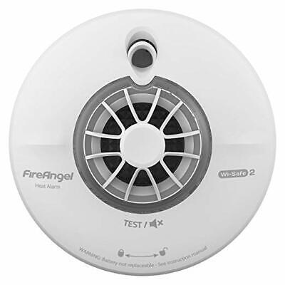 Thermistek Wireless Interlink Heat Alarm-WHT630Q-10yr Battery Life-Link up to 50