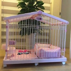 Dog house cage 99% new