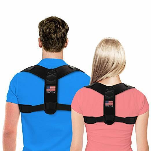 Genuine Truweo Posture Corrector USA Designed Shoulder Neck
