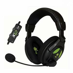 Turtle Beach x12 Stereo Gaming Headset PC Xbox 360