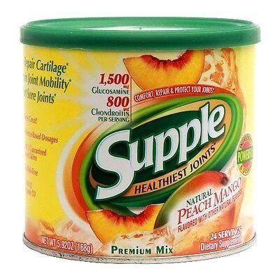 NEW 24 DAYS Supple Peach Mango Powder Mix Supplement Joint Relief