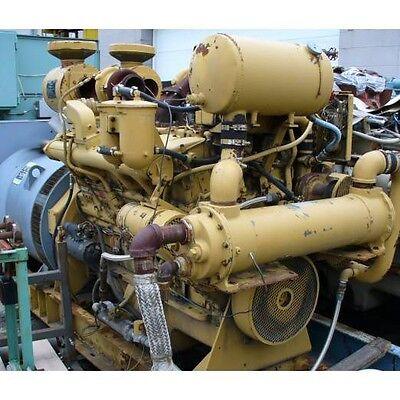 Cummins 300 Kw Standby Generator Set W1623 Hours