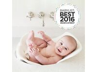 Fantastic folding PUJ TUB baby sink bath - lightweight & ideal for travel or tight spaces