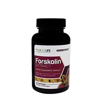 - Pinnacle Life Labs Forskolin - Maximum Strength Fat Burner & Metabolism Booster