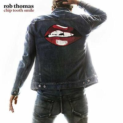 ROB THOMAS CD - CHIP TOOTH SMILE (2019) - NEW UNOPENED - POP ROCK - MATCHBOX 20