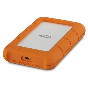 NEW PRICE!!!Brand new, Unopened Lacie Rugged External Drive 4 TB