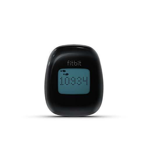 Fitbit Zip Wireless Activity Tracker - Charcoal Black