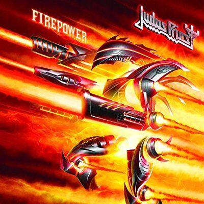 JUDAS PRIEST CD - FIREPOWER (2018) - NEW UNOPENED - ROCK METAL - EPIC