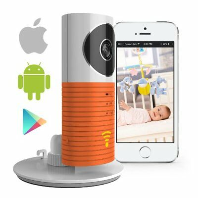 Video Baby Monitor Camera Compatible With iPhone & Android. Wifi 2 way Speaker O
