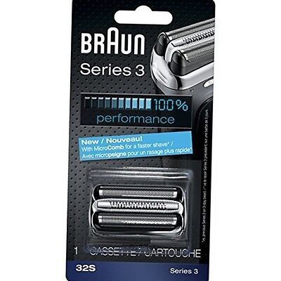 Braun 32s Replacement Head For Series 3 Shaver