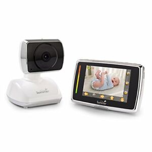 "3.5"" Summer Infant Touchscreen Digital Color Video Baby Monitor"