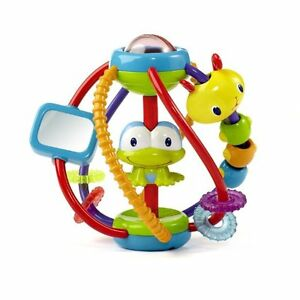 Bright Starts Clack and Slide Activity Ball London Ontario image 1