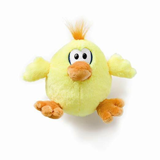 DEMDACO Plush Toy, Giggaloos Duck