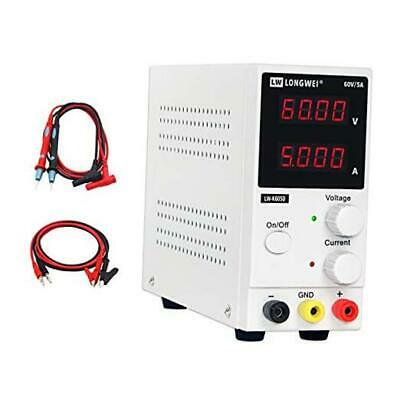 Dc Power Supply Variable 60v 5aadjustable Regulated Switching Power Supply