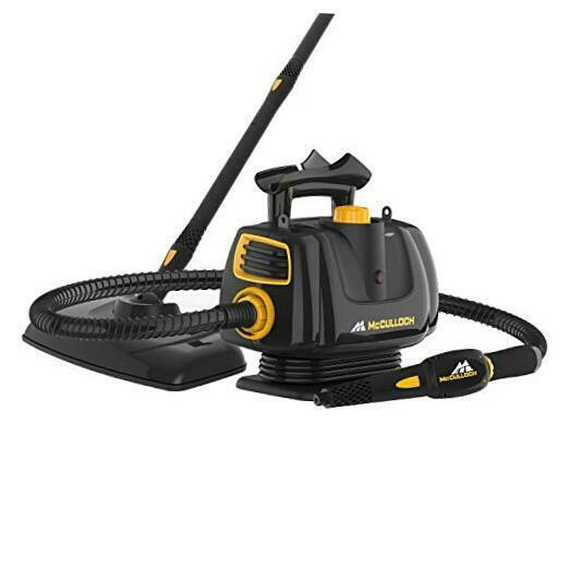 MC1270 Portable Power Cleaner with Floor Mop, Variable Steaming, 16-Piece