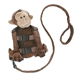 Eddie Bauer Monkey Pal 2 in 1 Harness Child Leash