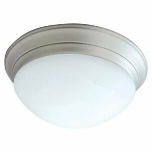 Light fixture dimmable LED interior glass frosted integrated
