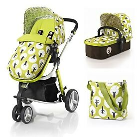 For Sale Cosatto Giggle 3-in-1 Travel System