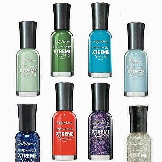 Sally Hansen Hard As Nails Xtreme Wear Nail Polish Choose Your Color