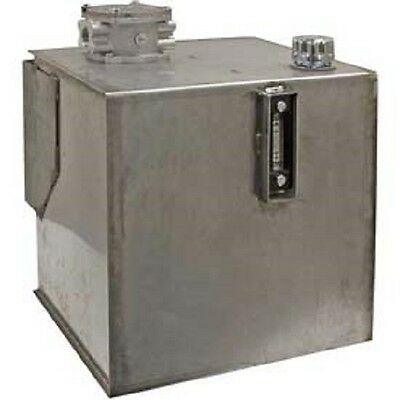 New Buyers Hydraulic Reservoir Wintergral Brackets-30 Gal-stainless Steel