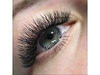 Eyelash extensions (individual and volume)