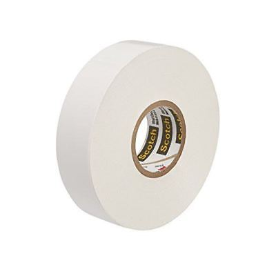 3m 35 Scotch Vinyl Electrical Color Coding Tape 12 In X 20 Ft White