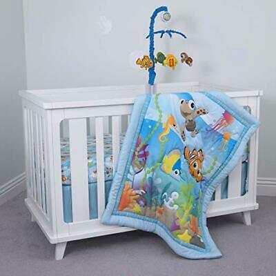Finding Nemo 3-Piece Nursery Crib Bedding Set