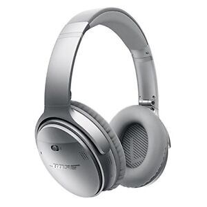 Nouveau Brand New Bose QuietComfort 35 Version1 Silver Gray