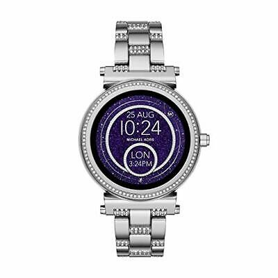 Michael Kors Access Women's Sofie Glitz Touchscreen Smart Watch 42mm MKT5036J